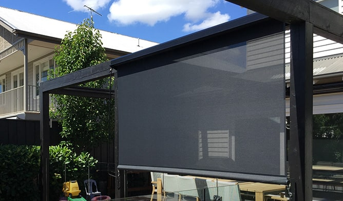 Quality Outdoor Blinds Img