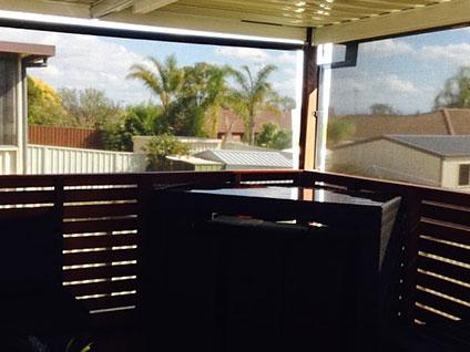 Gazebo blinds Sydney