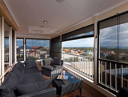 Balcony, Deck & Veranda Blinds