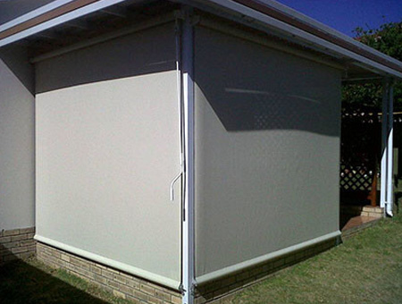Roll Up & Crank Blinds