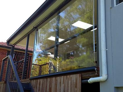 Outdoor Pergola Blinds Sydney