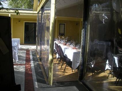 Outdoor Cafe Blinds Sydney