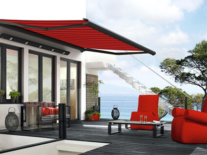 Folding Arm Awnings Sydney