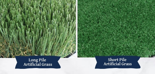 Short and Long Pile Artificial Grass Sydney