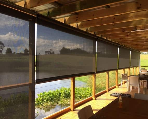 Outdoor Blinds Awnings In Sydney, Outdoor Deck Shades