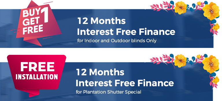 12 Months Interest Free Finance